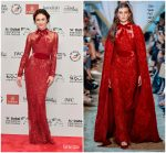 Olga Kurylenko In Elie Saab Couture – 2017 Dubai International Film Festival