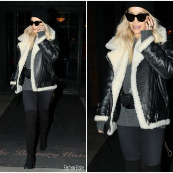 rita-ora-in-acne- moto-jacket-leaving-her-hotel-in-new-york