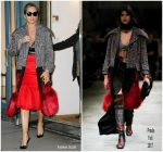 Rita Ora In Prada   – Out In New York