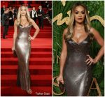Rita Ora In Versace  At The Fashion Awards 2017