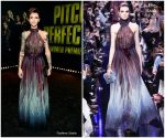 Ruby Rose  In Elie Saab – Pitch Perfect 3 LA Premiere