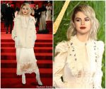 Selena Gomez In Coach – The Fashion Awards 2017