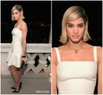 Sofia Boutella  In Christian Dior – GQ &  Dior Homme's Private Dinner