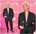 Solange Knowles In  Vivienne Westwood  –  Billboard Women In Music 2017