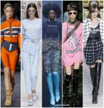 Spring 2018 Runway Fashion Trend – Big Logos
