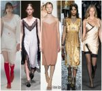Spring 2018 Runway Fashion Trend –  Camisole Dresses