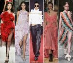 Spring 2018 Runway Fashion Trend – Ruffles and Frills