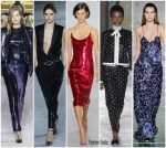 Spring 2018 Runway Fashion Trend – Sequin