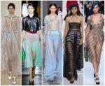 Spring 2018 Runway Fashion Trend – Sheer