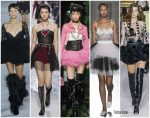 Spring 2018 Runway Fashion Trend -Tulle  & Tutu Skirts