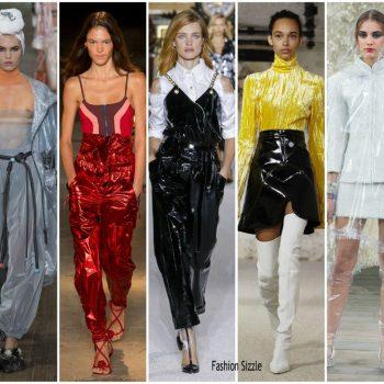 spring-2018-runway-fashion-trend-vinyl-futuristic