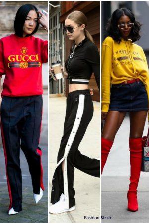 streetstyle trends-2017