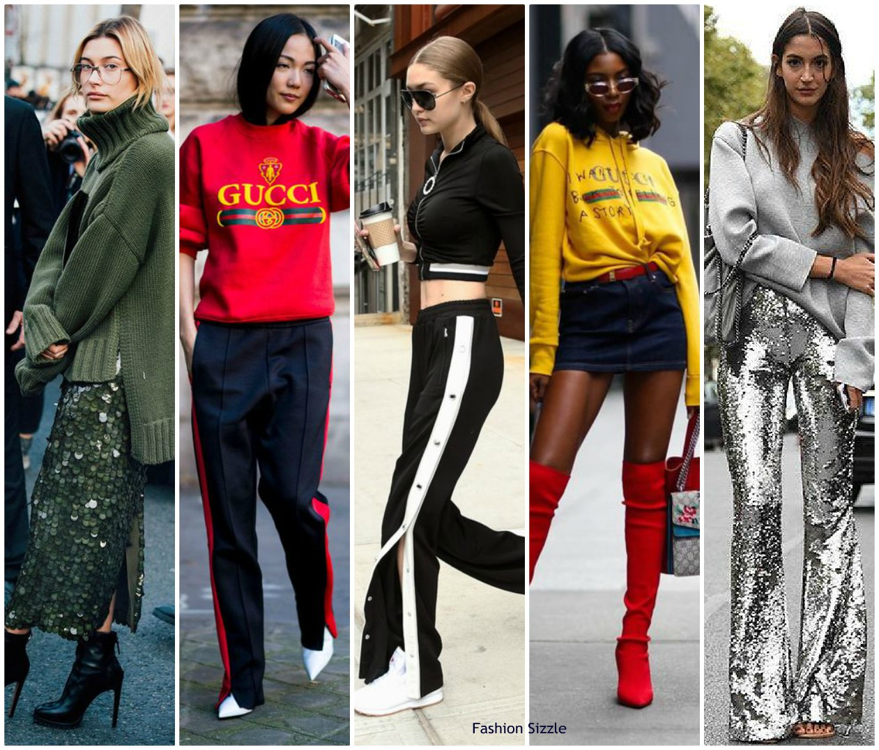 Street Style Trends For 2017 Fashionsizzle