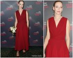 Uma Thurman in Brandon Maxwell @ 'The Parisian Woman' Broadway Opening Night