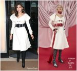 Zendaya Coleman In Giuseppe Di Morabito – Out In London