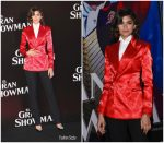 Zendaya Coleman In Ralph Lauren Collection – 'The Greatest Showman' Mexico City Premiere