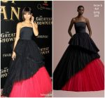 Zendaya Coleman In Viktor & Rolf – ''The Greatest Showman'' World Premiere