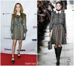 Zoey Deutch in Tory Burch @ Dress for Success 7th Annual Shop for Success VIP Event