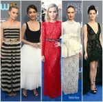 2018 Critics' Choice Awards Redcarpet
