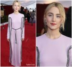 Saoirse Ronan In Louis Vuitton @ 2018 SAG Awards