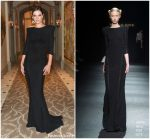 Alessandra Ambrosio In Mario Dice  @ Learning Lab Ventures Gala