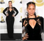 Alicia Keys  In Bao Tranchi  @ 2018 Grammy Awards