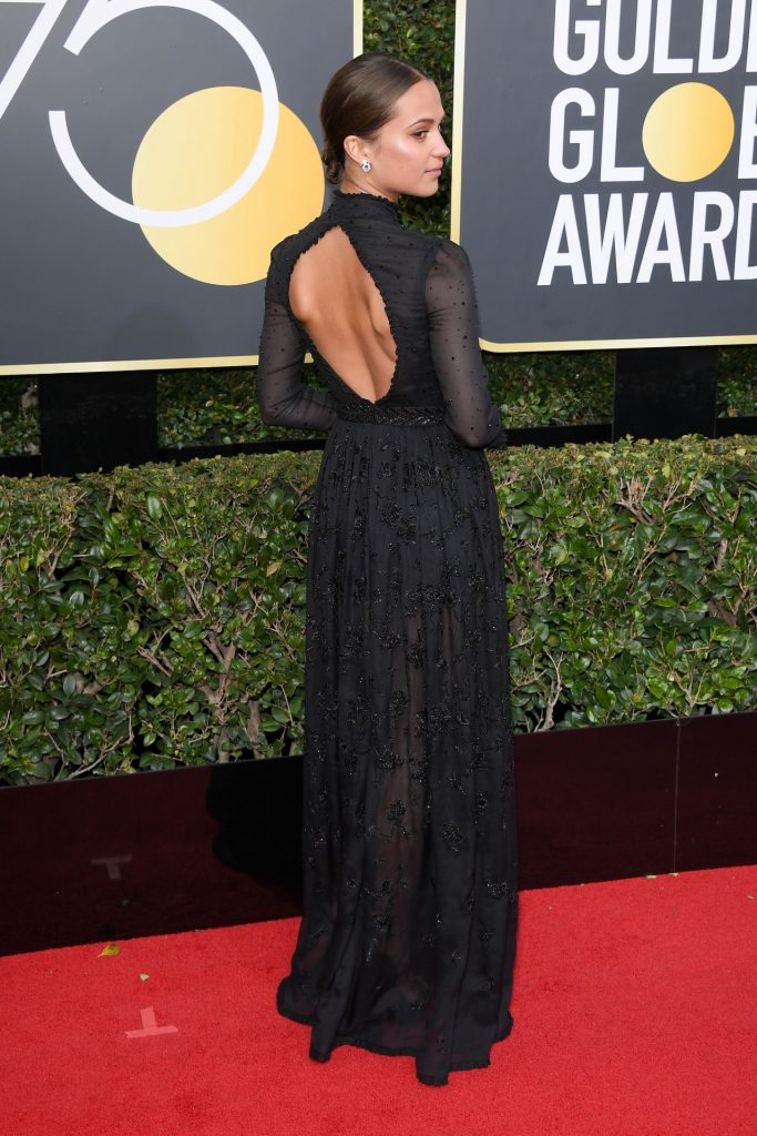 Golden Globes 2018 Red Carpet Trends Fashionsizzle