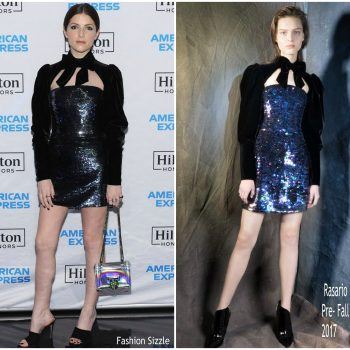 anna-kendrick-in-rasario-hilton-american-express-launch-event