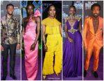 """""""Black Panther"""" LA Premiere  Redcarpet"""
