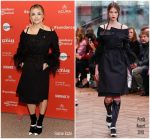 Chloë Grace Moretz in Prada @ 'The Miseducation of Cameron Post' Sundance Film Festival Premiere