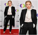 Chloë Grace Moretz in Victoria Beckham @  2018 Spotlight Initiative Awards Gala Dinner in Park City