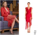 "Chrissy Teigen  In Haney @ ""The Tonight Show Starring Jimmy Fallon"""