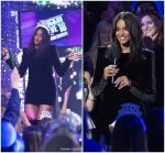 Ciara  In Saint Laurent  Hosting the ​​Dick Clark's New Year's Rockin' Eve