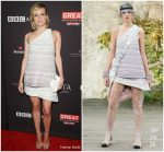 Diane Kruger In Chanel – The BAFTA Los Angeles Tea Party