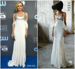 Diane Kruger In Vera Wang  – 2018 Critics' Choice  Awards