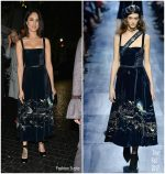 "Eiza Gonzalez In Dior  – W Magazine Celebrates Its ""Best Performances"" Portfolio"