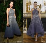 Eiza González In Rami Al Ali Couture – Vanity Fair's Celebrating of 'Phantom Thread'