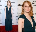 Emma Stone In Louis Vuitton – Marie Claire's 3rd Annual Image Makers Awards