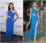 Gal Gadot  In Elie Saab @  2018 National Board of Review Awards Gala