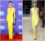 Gal Gadot In Esteban Cortazar  @  29th Annual Palm Springs International Film Festival