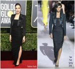 Gal Gadot In Tom Ford – 2018 Golden Globe Awards