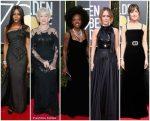 Golden Globes 2018 Red Carpet Trends
