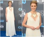 Greta Gerwig In Fendi – 2018 Critics' Choice Awards