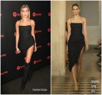 Hailey Baldwin In Jacquemus @ Spotify's  Best New Artist Party In New York