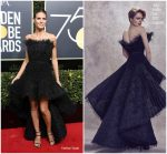 Heidi Klum In Ashi Studio Couture – 2018 Golden Globe Awards