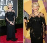 Helen Mirren In  Zuhair Murad – 2018 Golden Globe Awards