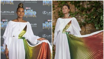 issa-rae-in-rosie-assoulin-black-panther-world-premiere