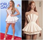 Jennifer Lopez  In Ester Abner  @ World Of Dance