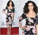 Jenny Slate In Dolce & Gabbana – 'The Polka King' Palm Springs International Film Festival Screening