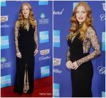 Jessica Chastain In  Givenchy @ 29th Annual Palm Springs International Film Festival